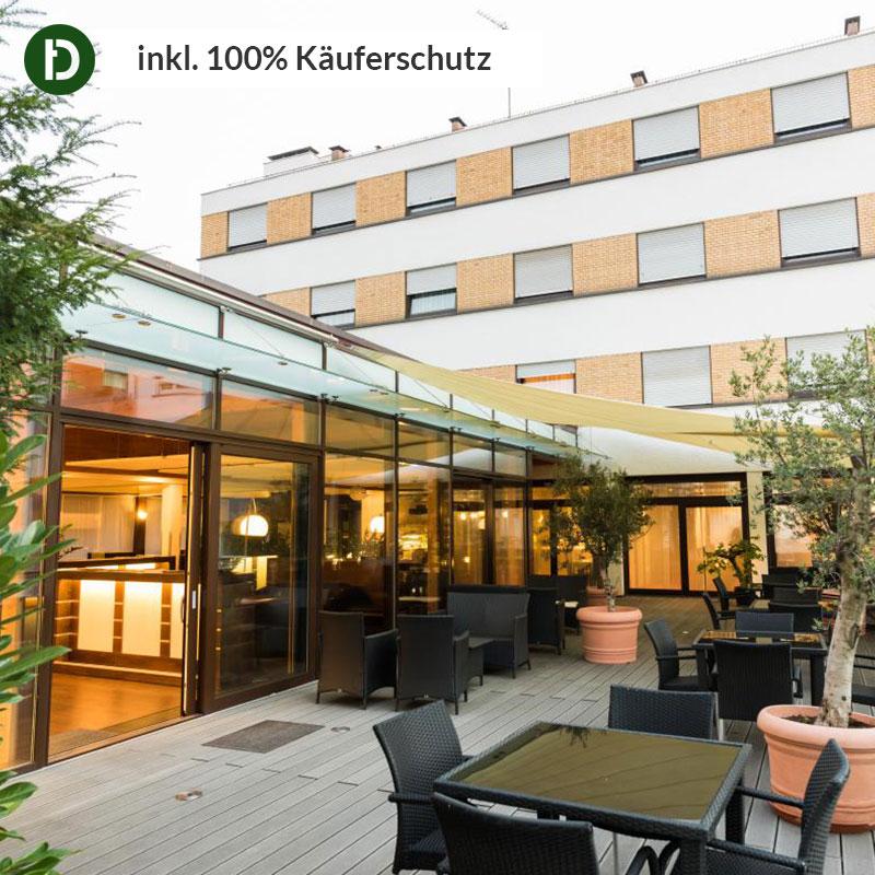 2ün F. 2 Pers. 3*s Best Western Hotel Stuttgart 21 Città Viaggio Vacanza-mostra Il Titolo Originale