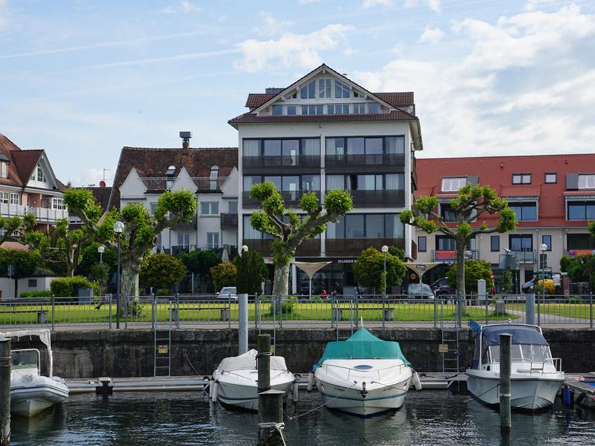Bodensee 4 Tage Langenargen Urlaub See-Hotel Li...