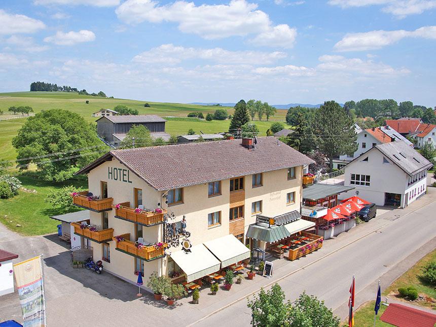 4 Tage Urlaub in Ühlingen im Schwarzwald im Hot...