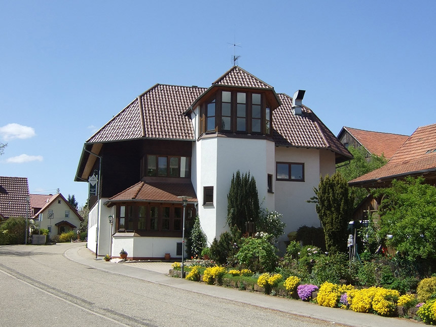 Schwarzwald 3 Tage Oberlengenhardt Landgasthof ...