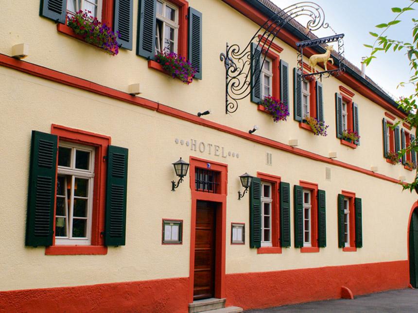 4 Tage Kurzurlaub in Heidelberg im Hotel Das La...