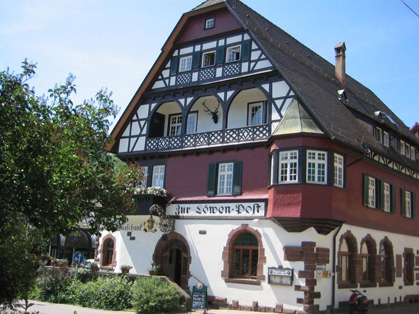 4 Tage Urlaub in Alpirsbach im Brauereigasthof ...
