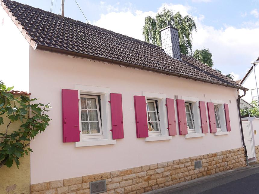 8 Tage Urlaub in Deidesheim in der Pfalz im Fer...