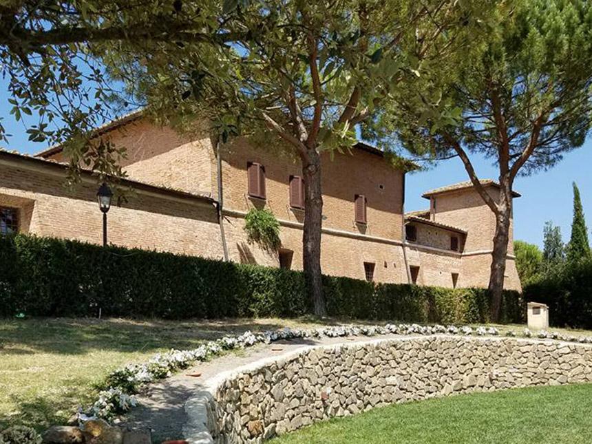 Vorschaubild von 6 Tage Urlaub in der Toskana im Hotel Castello Di Leonina mit Frühstück