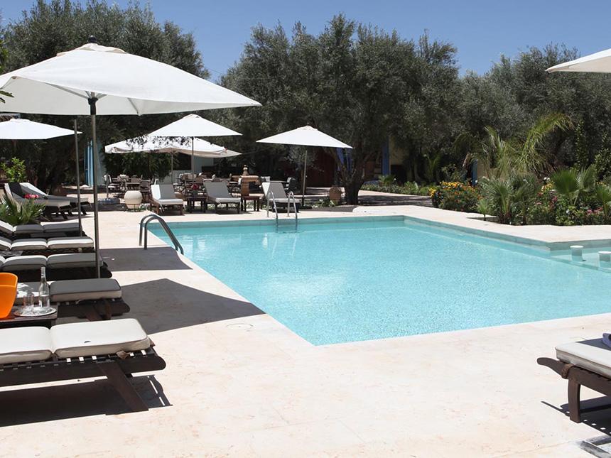 Vorschaubild von 6 Tage Urlaub in Marrokko im Hotel Riad Clé de Sol mit Halbpension