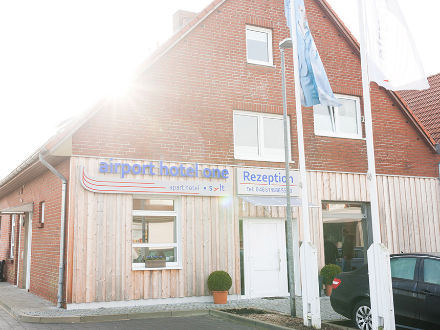 Airport Hotel One Sylt