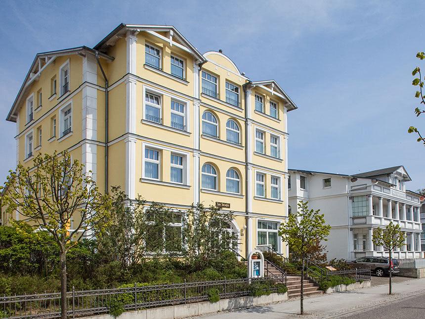 7 Tage Urlaub im Ostseebad Sellin auf Rügen Fer...