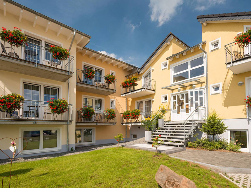 Eifel 4 Tage Daun Urlaub Landart Hotel Beim Bra...