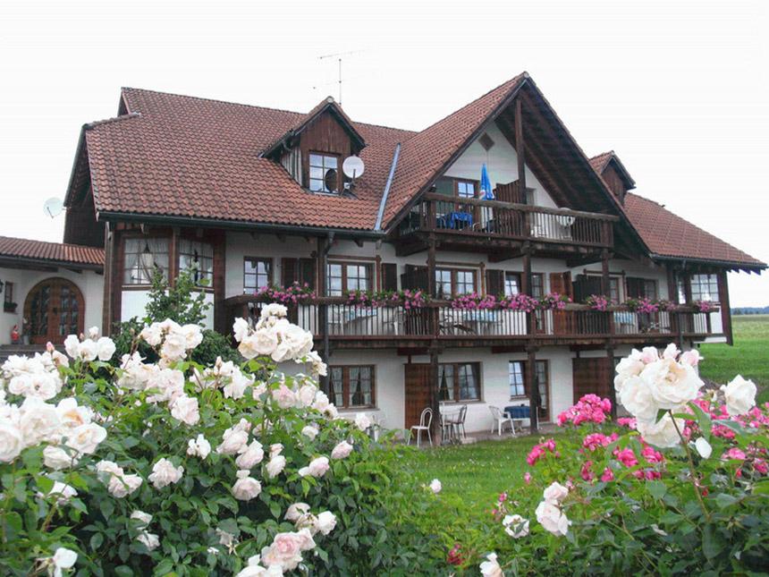 Süd-Schwarzwald 8 Tage Weilheim Urlaub Land-Gas...