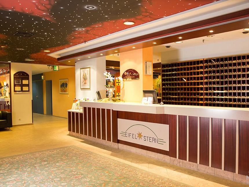 Eifel 3 Tage Bitburg Kurzurlaub Hotel Eifelster...